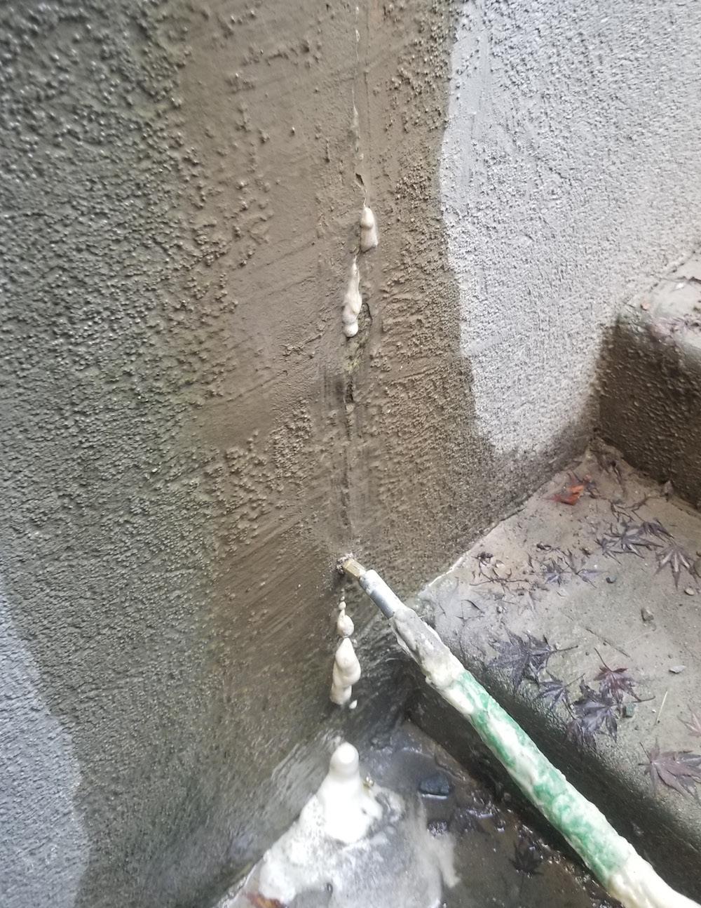 Concrete Injection – VanInjectPro | Vancouver Injection